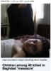 Injured Iraqi Girl, reported on CNN